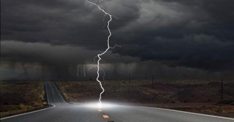 Lightning - Single Strike