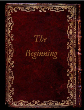 The Beginning Book Cover 2