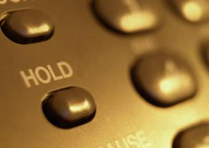 Hold Button Gold