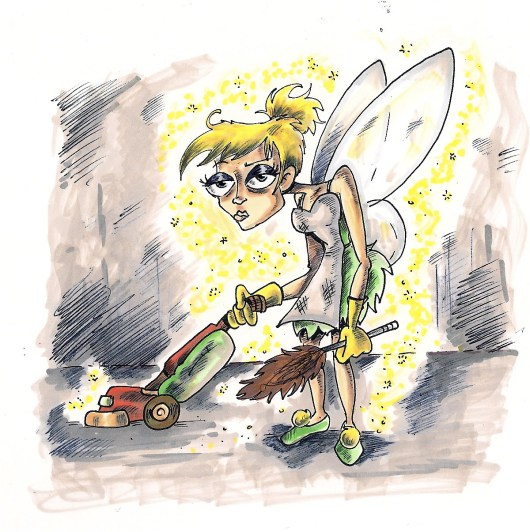 Cleaning Fairy 3