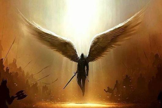 Angel of Light II