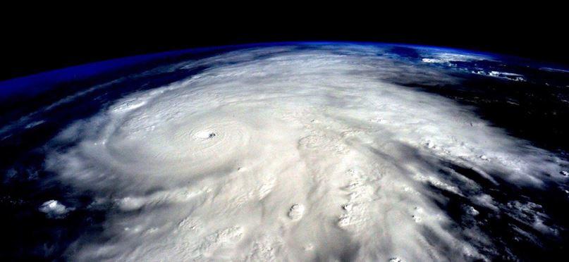 Hurricane Satellite Pic Edited