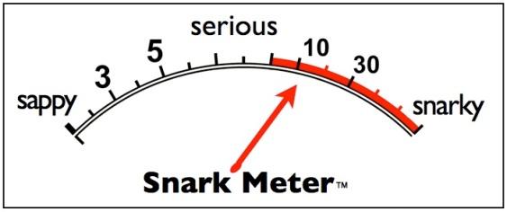 Snark Meter
